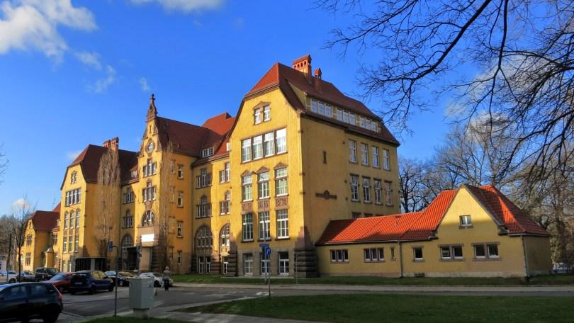 Hier sind die Standorte der Veranstaltungsstätten der Seminare gezeigt. Sowohl an der FH Erfurt als auch im Rohr-Kloster finden die Kurse statt.